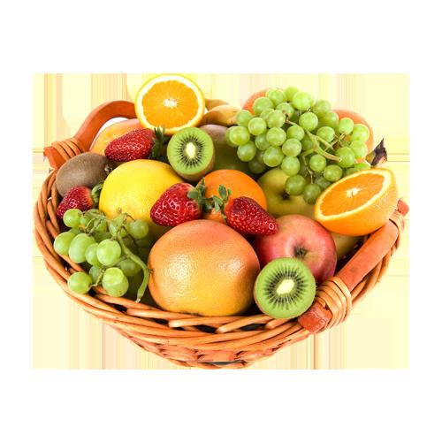 Custom Fruit Baskets